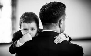 Как отец сына воспитывал
